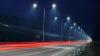 Cum arată noaptea drumul ce leagă Aeroportul de Porţile Oraşului Chişinău (FOTOGRAFII UIMITOARE)