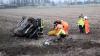 Patru cetățeni români au murit într-un grav accident rutier în Italia (VIDEO)