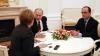Ecouri după întâlnirea liderilor europeni cu Putin. Cum vor să facă pace în Ucraina