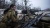 S-a ales praful din acordul de pace de la Minsk. Insurgenţii atacă în Debalţevo