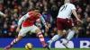 Arsenal Londra s-a distrat cu Aston Villa în etapa a 23-a a Campionatului Angliei