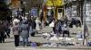 Mormane de gunoi şi nopţi de coşmar. Tabloul zilnic din preajma Gării din capitală (VIDEO)