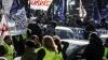 Mii de poliţişti au ieşit pe străzile din Roma. De ce sunt nemulţumiţi oamenii legii