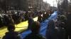 Cel puţin doi oameni au fost omorâţi la Harkov într-un marş pentru pace