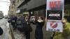 Un plan al Guvernului de la Moscova a scos în stradă circa 2.000 de protestatari