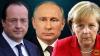 Angela Merkel, despre negocierile de la Moscova: Vom face tot ce putem