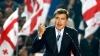 Mihail Saakaşvili, dat în CĂUTARE. A evadat din mâinile poliţiei fiind ajutat de un grup de susţinători