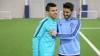David Villa a plecat la Manchester pentru a se duela faţă în faţă cu un jucător de la City