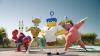 Sponge Bob revine pe ecrane! Buretele galben va încânta copiii alături de Antonio Banderas