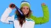 Tina Maze a obținut cel de al treilea trofeu din palmares la Campionatul Mondial de schi alpin