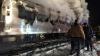 Clipe de COŞMAR! Şapte oameni au murit după ce un tren a intrat în coliziune