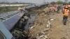 TRAGEDIE feroviară: Cel puţin 11 oameni au murit după ce un tren a deraiat în India