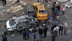 Câteva bombe au zguduit Bagdadul: Zeci de oameni au murit