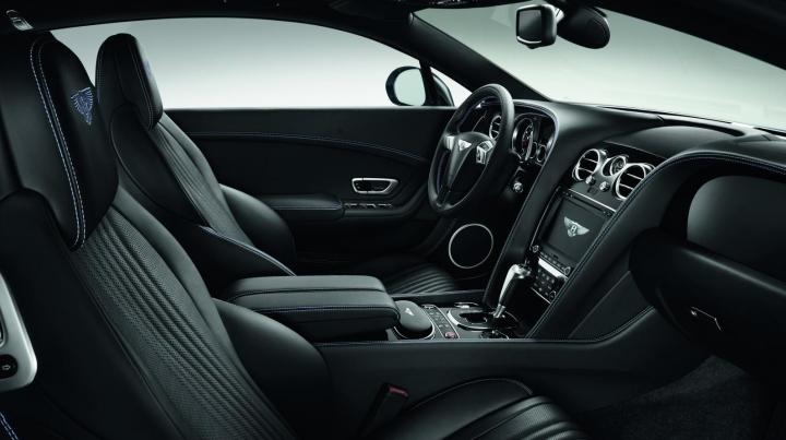 Bentley Continental GT şi Flying Spur au primit facelift-uri modernizate (FOTO)