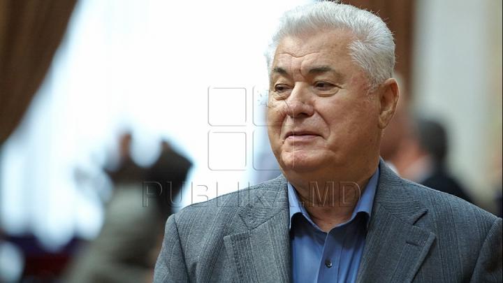 Vladimir Voronin: Vom vota Guvernul condus de Chiril Gaburici