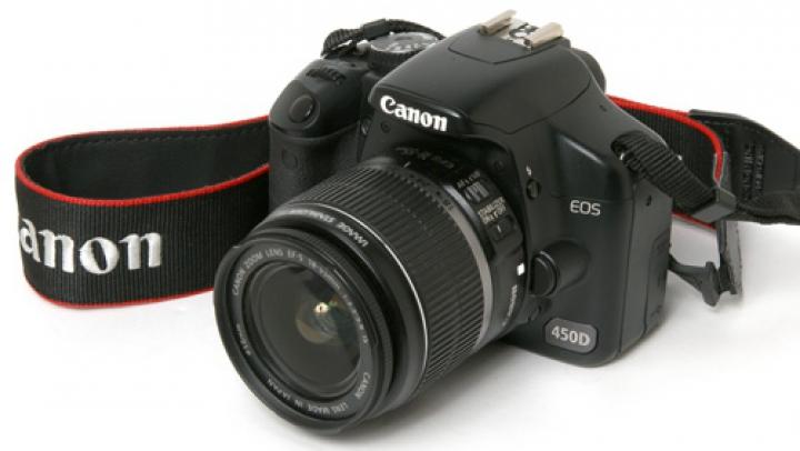 Canon pregăteşte o nouă surpriză! Aparatul foto cu 50 de megapixeli