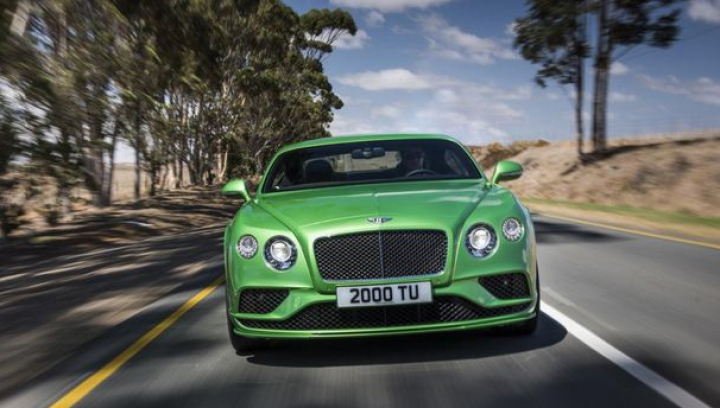 Bentley Continental GT şi Flying Spur au primit facelift-uri modernizate (FOTO)
