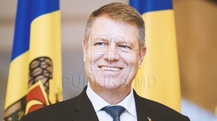 Klaus Iohannis vine la Chişinău! Ce întrevederi are planificate preşedintele României