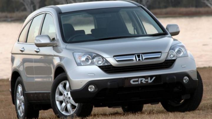 Cât de fiabil este un Honda CR-V la mâna a doua (VIDEO)