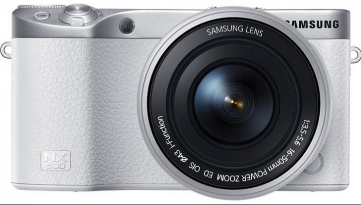 Samsung prezintă un nou aparat de fotografiat Samsung NX500
