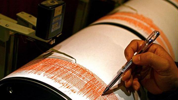 Un nou cutremur în Vrancea. Cât de puternic a fost seismul
