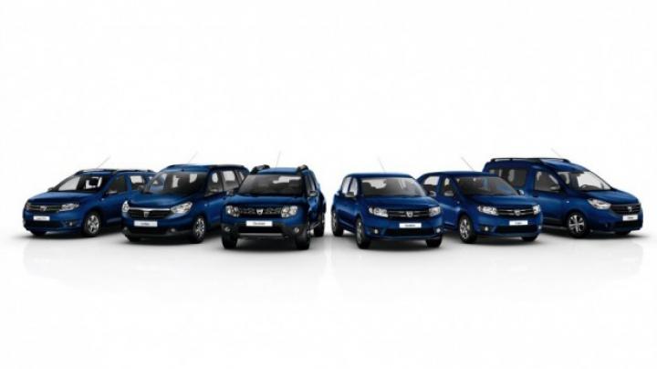 Dacia a pregătit ediţii speciale a tuturor modelelor din gama sa pentru Salonul de la Geneva