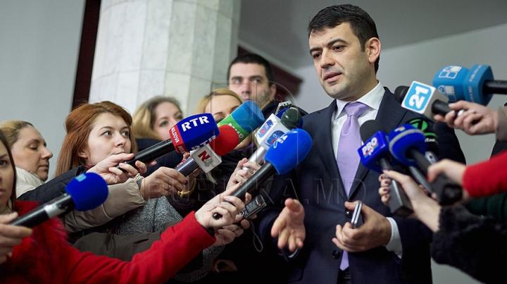 CE AU CERUT patronatele de la premierul desemnat, Chiril Gaburici