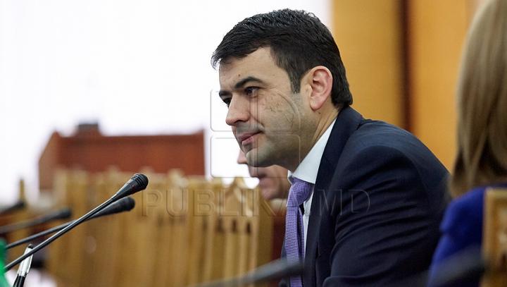 Ce va face Chiril Gaburici, după primele ore de numire în calitate de premier