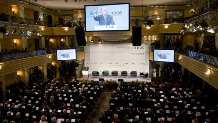 Tensiune la Conferința de securitate de la Munchen, creată de situația din Ucraina și gruparea Statul Islamic