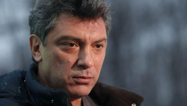 Politicianul Boris Nemţov a fost UCIS la Moscova (FOTO)