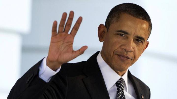Imagini rare cu Barack Obama. Cum arăta preşedintele SUA în primii ani ai copilăriei