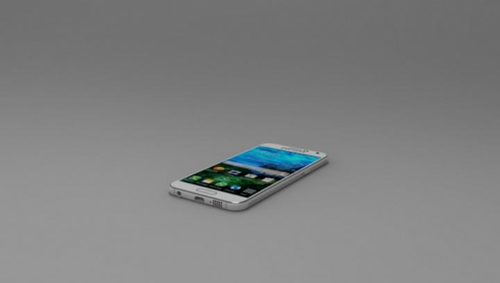 """Samsung Galaxy S6 ar putea semăna cu iPhone 6: Cum arată presupusul """"schelet"""" (FOTO)"""