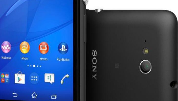 Sony lansează smartphone-ul Xperia E4g. Care este punctul forte al noului model (FOTO)