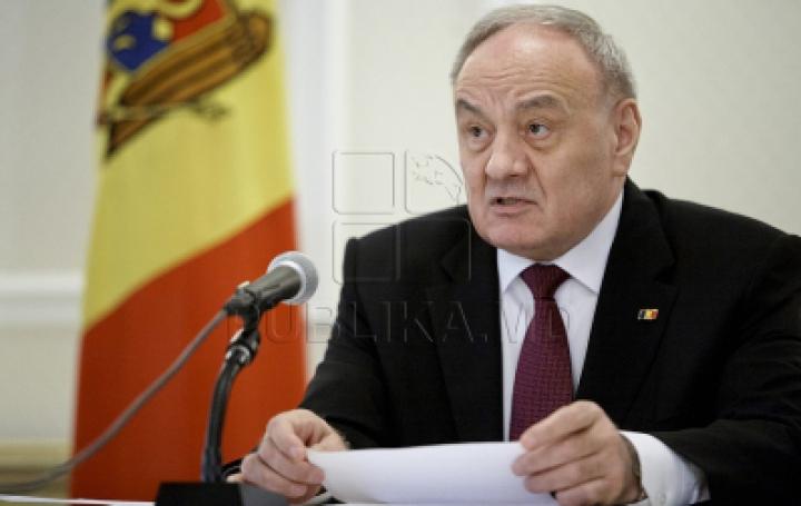 Consiliul Suprem de Securitate are o nouă componență. Decretul semnat de șeful statului