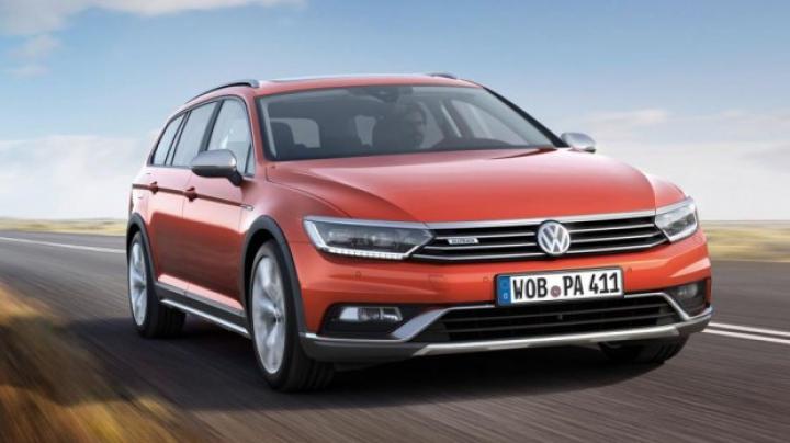O nouă premieră de la Volkswagen! Germanii prezintă modelul Passat Alltrack