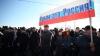 Un an de la anexarea Crimeei de către Rusia. Estul şi vestul în pragul unui nou război rece