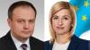 Preşedintele Parlamentului, Andrian Candu, a felicitat-o pe învingătoarea scrutinului din Găgăuzia