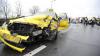 Clipe de groază pentru doi coechipieri ai lui Artur Ioniţă: Au suferit într-un accident rutier