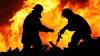 Incendiile se ţin lanţ în Rusia. Un alt centru comercial s-a aprins (VIDEO)