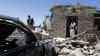 Măcel în Yemen. Peste 40 de morţi şi sute de răniţi în urma unui raid aerian
