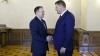 Iohannis l-a asigurat pe Candu că va invita ţările UE să susţină Republica Moldova