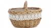 Pregătiri pentru Paşte! Cum arată coşurile din nuiele împletite de o familie de meşteri din Soroca