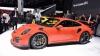 GENEVA 2015: Standul companiei Porsche impresionează prin două coupe-uri extremale (FOTO)