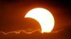 Eclipsa de soare, VĂZUTĂ din Moldova. Cum au urmărit moldovenii fenomenul astronomic (VIDEO)