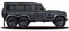 Kahn Design prezintă la Geneva un Land Rover Defender cu 6 roți