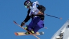 Acrobaţii de toată frumuseţea la o competiţie de free style slopestyle în Franţa (VIDEO)
