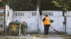 Autorităţile din Străşeni nu au nicio grijă. Ce se întâmplă pe o stradă a oraşului (VIDEO)