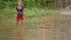 Terenuri agricole inundate la Goteşti, Cantemir. Primăria cere implicarea autorităţilor centrale