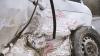 Accident FATAL în raionul Cahul. Maşina unui bărbat s-a ciocnit frontal cu un alt vehicul