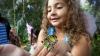 """Fluturi de toate culorile la un zoo din SUA. """"Se aşează pe hainele noastre"""" (VIDEO)"""